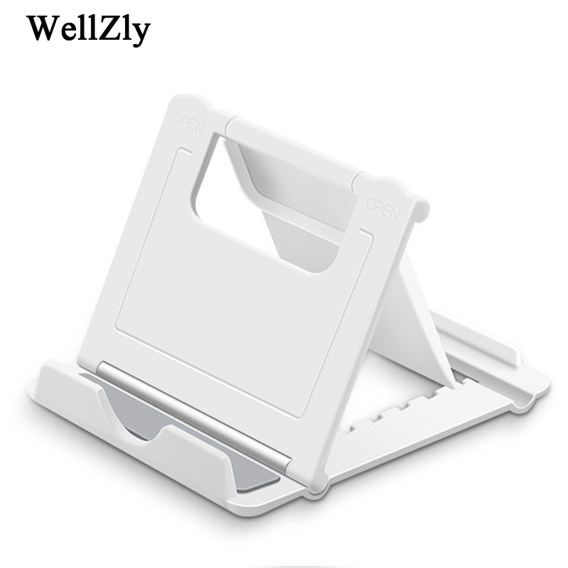 Adjustable Foldable Holder Cell Phone Tablet Tabletop Stand Holder for iPad for Samsung for iphone Smartphone Phone Bracket