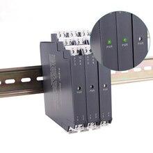 Небольшой размер изолированный 4-20мА до 0-5 в преобразователь аналоговый ток к напряжению сигнала кондиционер изоляционный усилитель