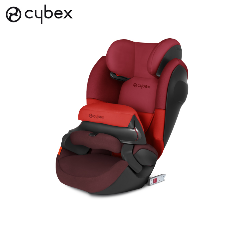 Child Car Safety Seat Cybex Pallas M-Fix SL 1/2/3 9-36 kg  from 9 months up to 12 years chair baby Kidstravel group1/2/3 жёлтый цвет 6 9 months