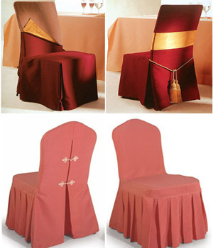 Customize dining room chair cover banquet tablecloth fabric table cloth quality chair cover