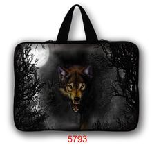 Wolf Notebook Liner Sleeve Bag Case For Apple Macbook Air Pro Retina 11 12 13 15 Laptop Cover For Mac book 13.3 inch