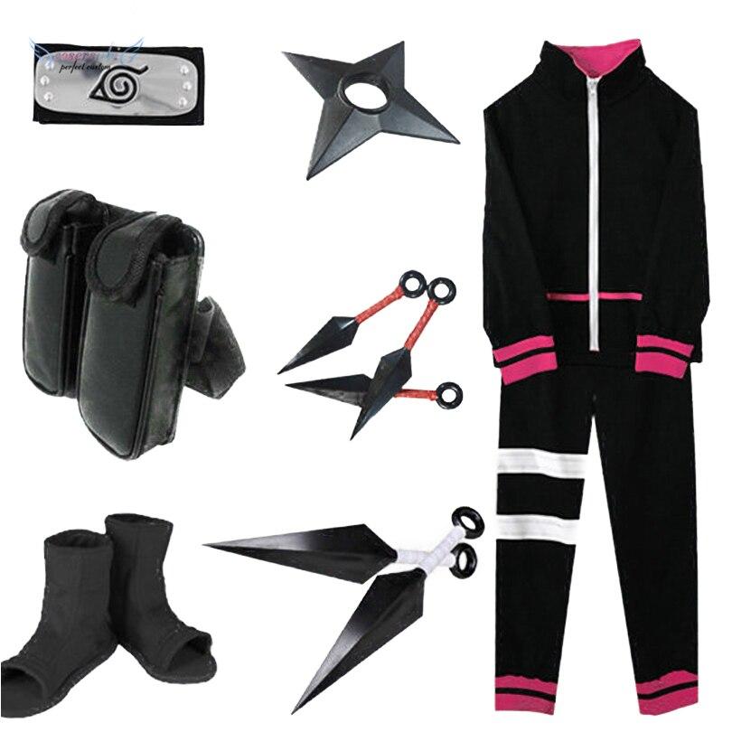 Boruto-Naruto le Film Uzumaki Naruto Cosplay Costumes en Scène Des Vêtements, Personnalisé Parfait pour Vous! peut pas personnalisé il!