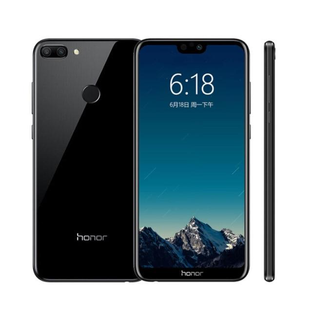 """Thương hiệu Mới Huawei Honor 9i 4G LTE Di Động Điện Thoại 5.84 """"4 GB RAM 128 GB ROM Kirin 659 octa Core 2280 * 1080px Android 3000 mAh Điện Thoại Thông Minh"""