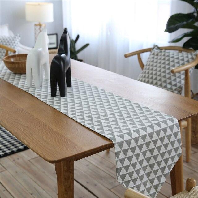 Camino de mesa mantel de Tela para coser de La Vendimia decoración ...
