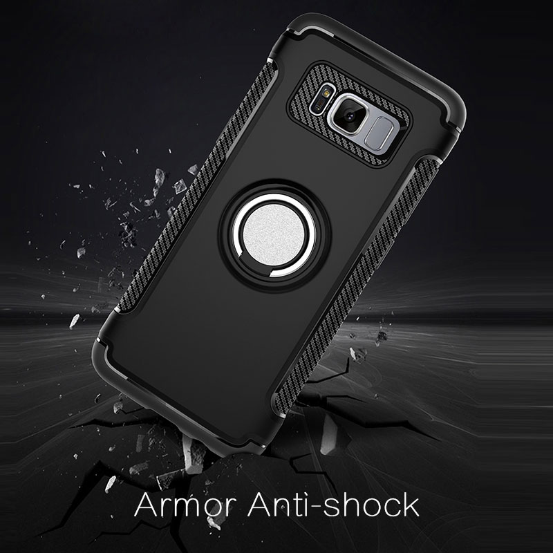 Phone Case 360 Degree Protection PC