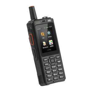 Image 4 - UNIWA F40 Zello Walkie Talkie 4G telefon komórkowy IP65 wodoodporny wytrzymały smartfon MTK6737M czterordzeniowy telefon z funkcją Android