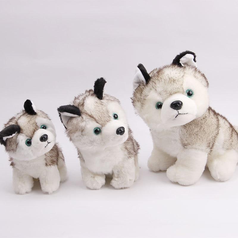 Cute Siberian Husky Dog Toys