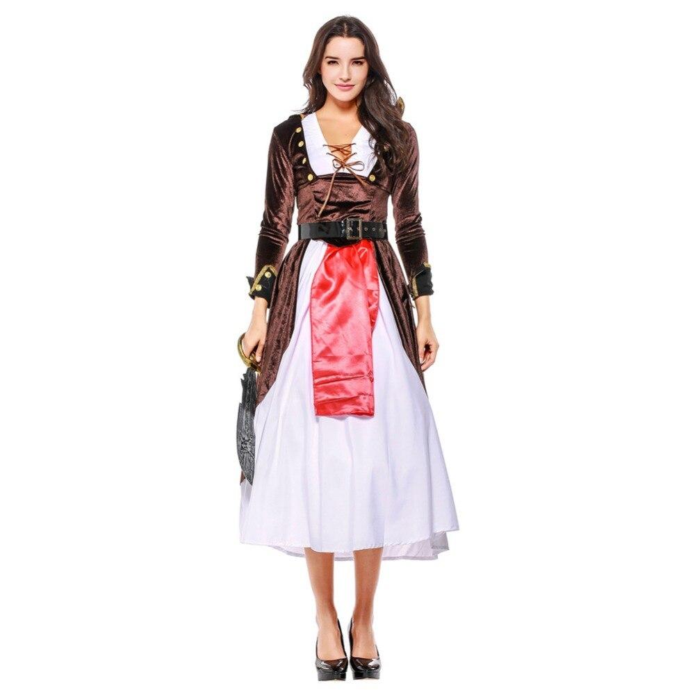 Halloween Pirate Costume For Women Costume
