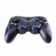 2.4GHz Wireless Game Controller Rechargeable Gamepad PC Smart Phone Joystick