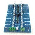 Индикатор уровня звука 21 LED 5 ММ Двухканальный DIY Наборы Компонентов отображения Спектра сигнала индикатор