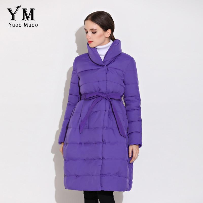 YuooMuoo Նոր Կորեայի նորաձևության A-line - Կանացի հագուստ - Լուսանկար 3
