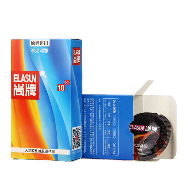 Lubricated Condoms Natural Latex Rubber Condom for Men
