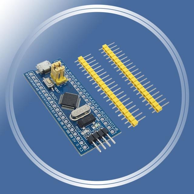 1 67 Stm32f103c8t6 Brazo Stm32 Módulo Módulo De Desarrollo De Sistema Mínimo Para Arduino Controlador Usb Micro Aprendizaje Arm En Circuitos