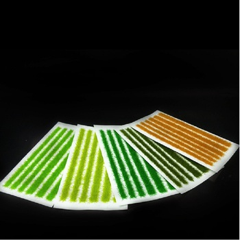 DIY model grass cluster Grass needle Grass cluster for Sand table model scene cluster
