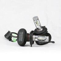 S1 50W Car Led H7 Headlight Auto Bulbs H1 H3 H11 H8 9004 9005 9006 9007