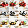 Niños accesorios para el cabello anillo de pelo headwear Corea Meng Departamento de animal lindo de la historieta serie envío libre