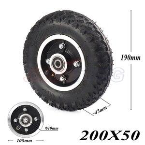 Размер шин 8X2