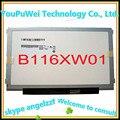 Free shipping B116XW01 LP116WH2 For Lenovo Edge E120 E125 E130 notebook latop lcd screen display