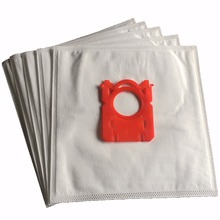 Cleanfairy 15pcs vacuum dust bags compatible with Philips AEG Electrolux Tornado Volta vacuums replacement for PH 105