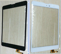 Black White New Touch Screen Panel Digitizer Glass Sensor Replacement For 7 85 Texet NaviPad TM