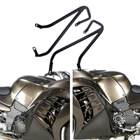 Motorcycle Crash Bars Frame Protector Protection Guard Engine Protective Frame For Kawasaki GTR1400 Concours 2010 2018