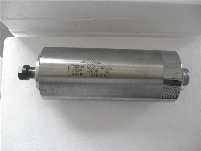 veleno variklis ER11 220V 65 * 195mm 800W suklio variklis Vandeniu - Staklės ir priedai - Nuotrauka 2