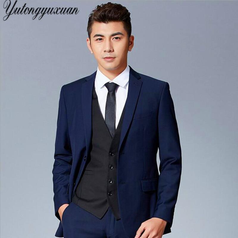 Online Get Cheap Mens Grey Wedding Suits -Aliexpress.com | Alibaba ...