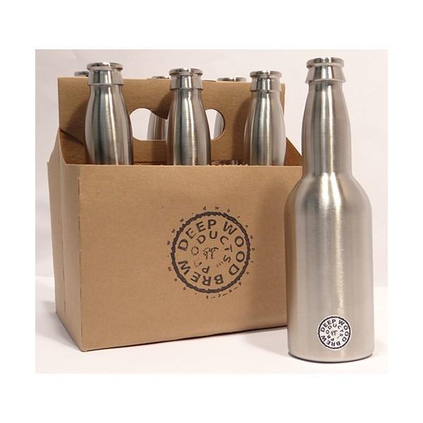 350 ml Bierflasche, Edelstahl 304, Norm Bierflasche, Abfüllanlagen, 2 teile/los homebrew