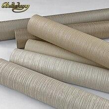 цена beibehang papel de parede 3D simple vertical stripes Wallpaper For Wall living room TV background Bedroom Wall paper Home Decor онлайн в 2017 году