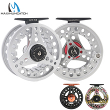 Maximumcatch Fly Fishing Reel half/3/4/5/6/7/eight WT Giant Arbor Die Casting Aluminum Fly Reel