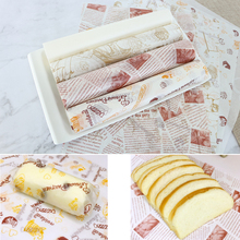 Wax Paper Sheets For Food 100 Sheets Oilpoof Food Wax Paper Candy Wrapping Packaging Paper Sheet For Hamburger Cake