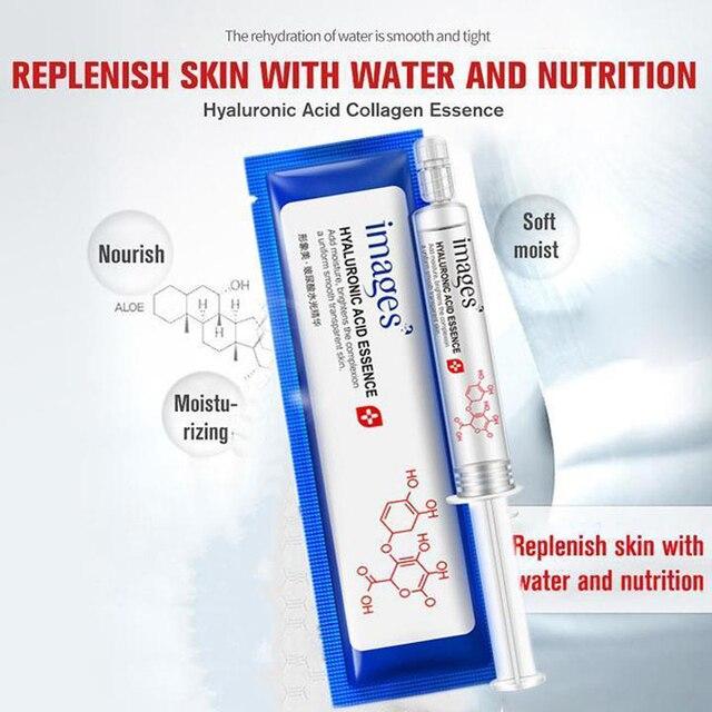 2pcs/lot Hyaluronic Acid Skin Repair Essence Hydration Moisturizing Face Skin Care 3