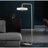 hotel lamps metal LED lamps floor lamps models tenants hall home decorative blue white black floor lamp ZA8125