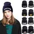 Moda!! 2017 novo inverno chapéu feito malha das mulheres para meninas/meninos skullies gorros chapéus para crianças cap beanie das mulheres dos homens unisex