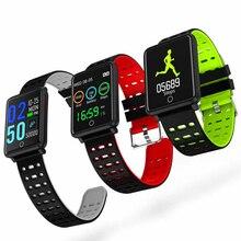 Смарт-часы Для мужчин Для женщин часы на системе андроид уровень кислорода в крови монитор сердечного ритма Спорт фитнес-трекер, водонепроницаемые Смарт-часы подключения IOS Android