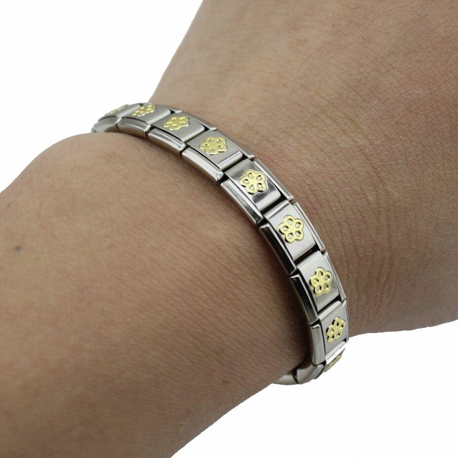 Оригинальные золотые браслеты мужские