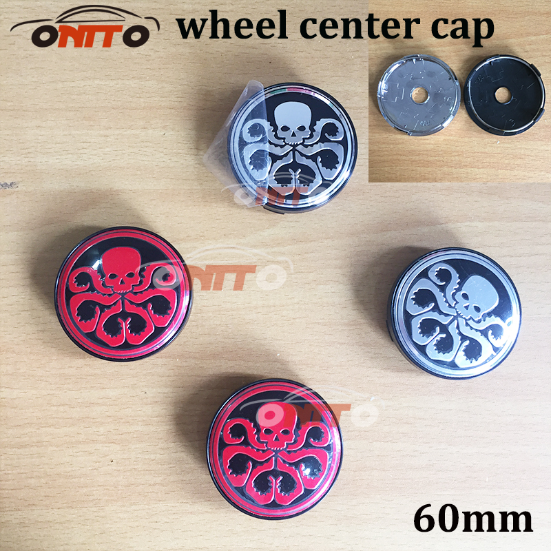 20pc set 2 36 hydra marvel universe wheel center hub sticker squidward car wheel center cap badge emblem cover lable 60mm in hub caps from automobiles