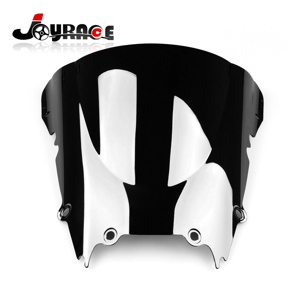 New Windshield Windscreen Double Bubble For YAMAHA YZF R6 1998 2002 99 00 01