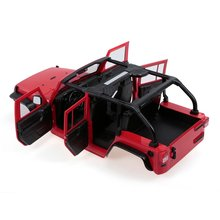 Hard Plastic 313mm RC Car Body Shell for Wheelbase 1/10 Axial SCX10 SCX10 II Chassis RC Jeep Truck Car DIY(China)