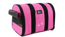2017 Comfort Carrier Soft-Sided Pet Travel Carrier Petmate Kennel Cat Dog Carrier S/L Red colors for small dog PA03