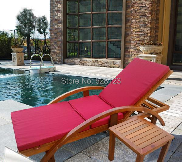 odlb024 outdoor beach chairs lying bed real wood the cane chairs the swimming pool deck chair - Swimming Pool Deck Chairs