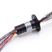 24 Channel 1 5A Mini Size Out Dia 15 5mm Slip Ring SRM 15 24A Capsule