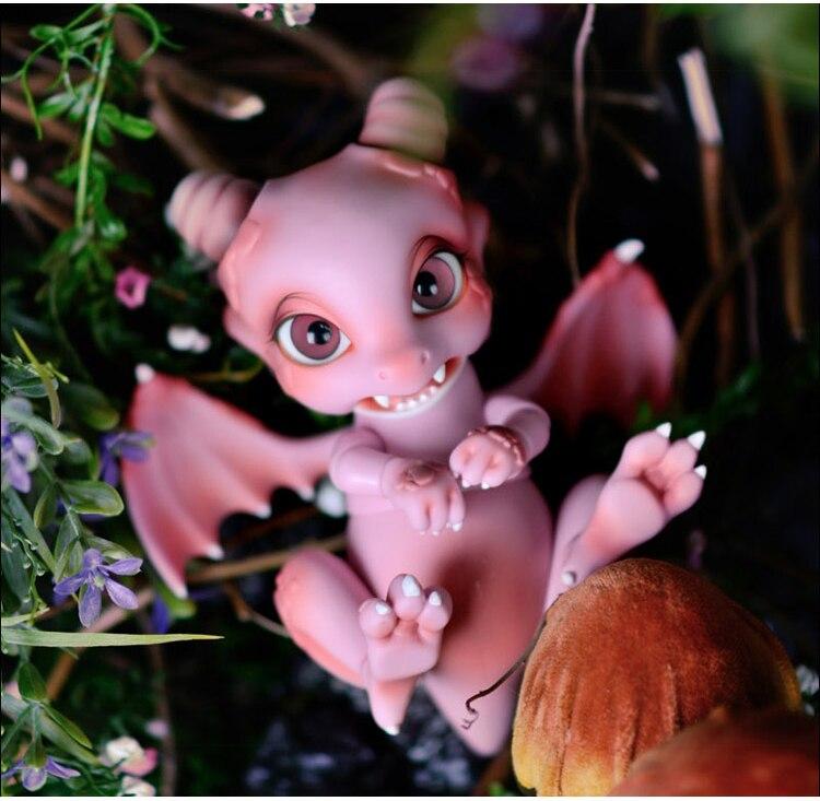 купить 1/8BJD doll - Big Eye Dragon free eye to choose eye color недорого