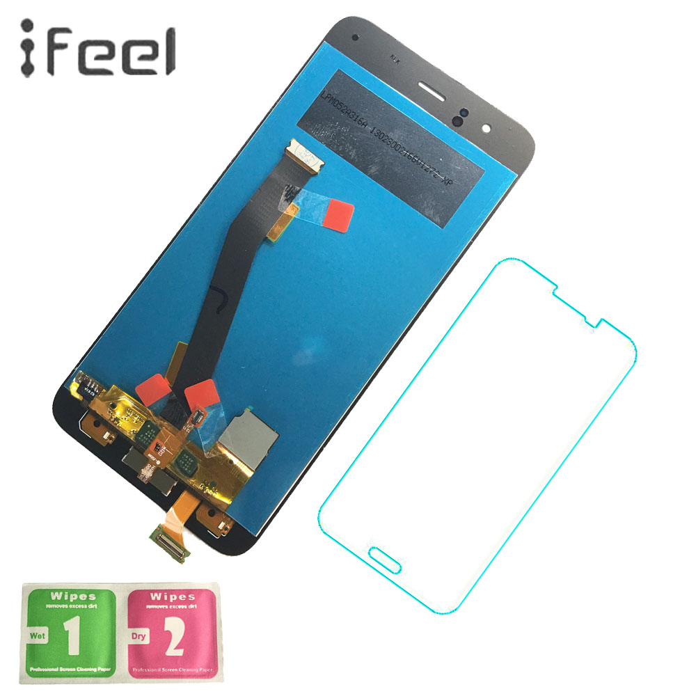 IFEEL LCDS for XIAOMI Mi6 Mi 6 LCD Display Touch Screen Replacement With Frame Black / White / Blue 5.15inch phone Display