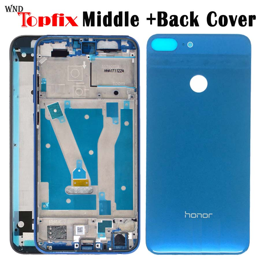 Huawei Honor 9 Lite Housing Middle Front Bezel Frame Plate Replacement Repair Spare Parts Huawei Honor 9 Lite Front LCD Frame