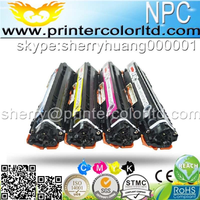 Compatible color Toner Cartridge for hp CF350A CF351A CF352A CF353A 130a 350 for HP LaserJet Pro MFP M176n, M176, M177fw, M177