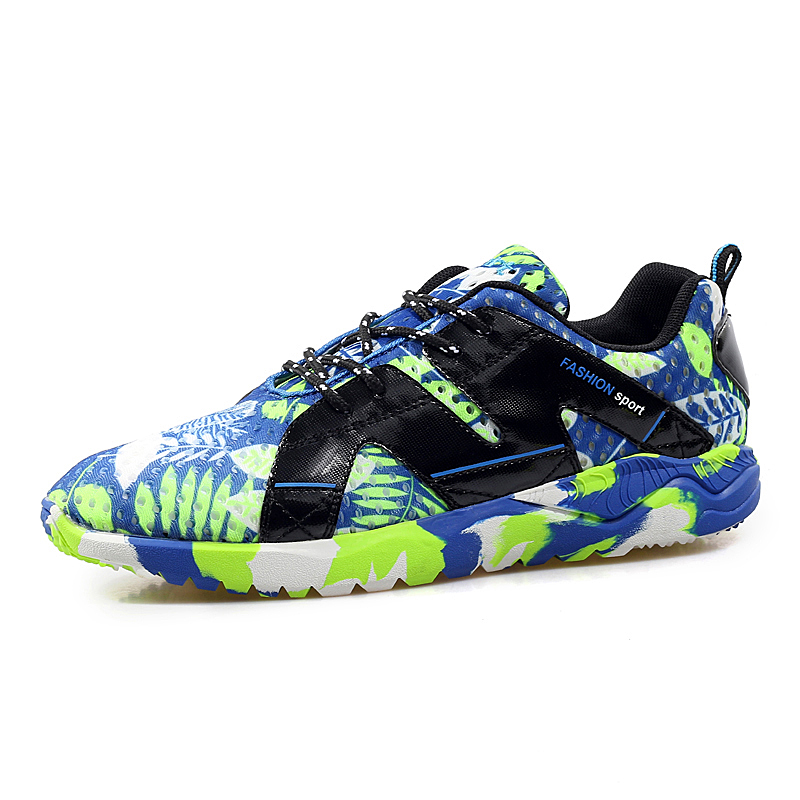 2017 Նոր ամառային շնչառական - Տղամարդկանց կոշիկներ - Լուսանկար 2