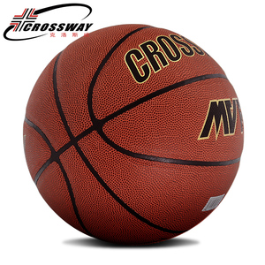 Image 4 - ホット販売新ブランド格安crossway L702バスケットボールボールpuマテリア公式Size7バスケットボール無料でネットバッグ + ニードル