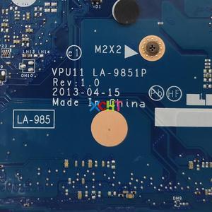 Image 5 - 725462 001  725462 001 VPU11 LA 9851P UMA A76M A10 5745M CPU for HP Envy M6 M6 K Series Laptop NoteBook PC Motherboard Mainboard