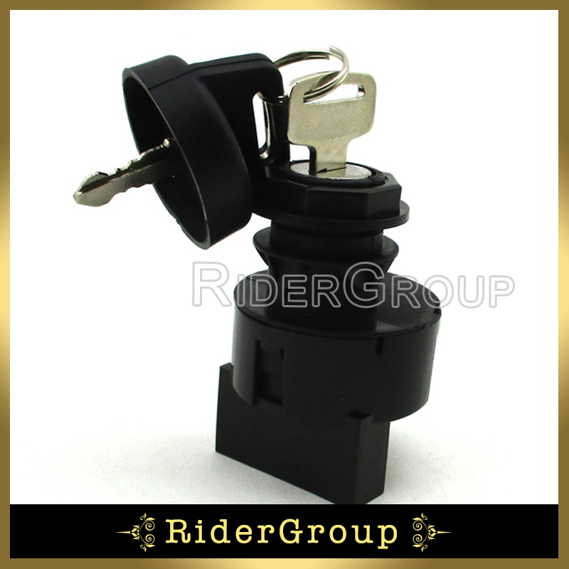 IGNITION SWITCH KEY for POLARIS SPORTSMAN 500 2002 2003 2004